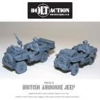 New! British Airborne Jeeps