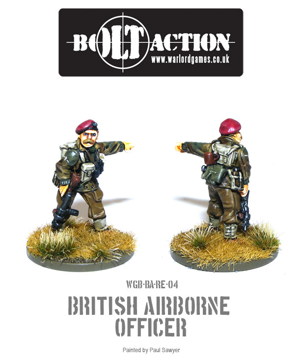 Bolt Action Red Devils Reinforcements 4