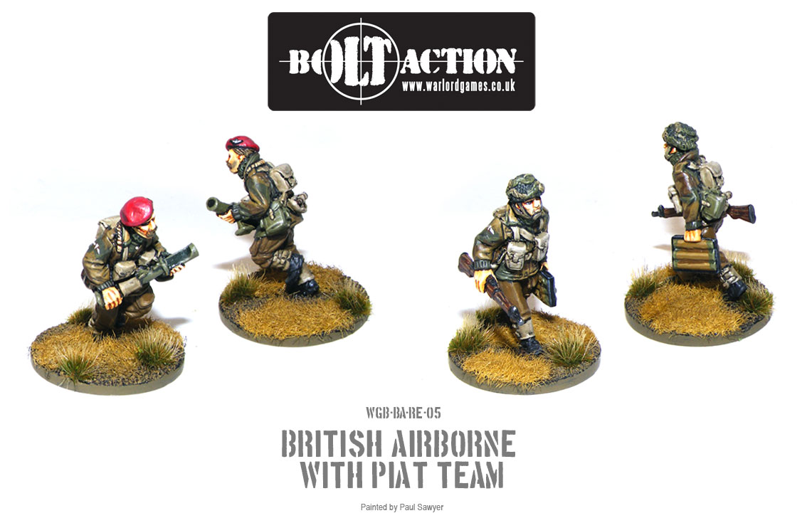 Bolt Action Red Devils Reinforcements 5