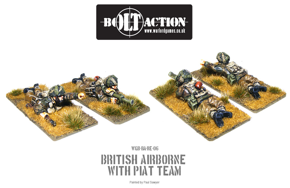 Bolt Action Red Devils Reinforcements 6
