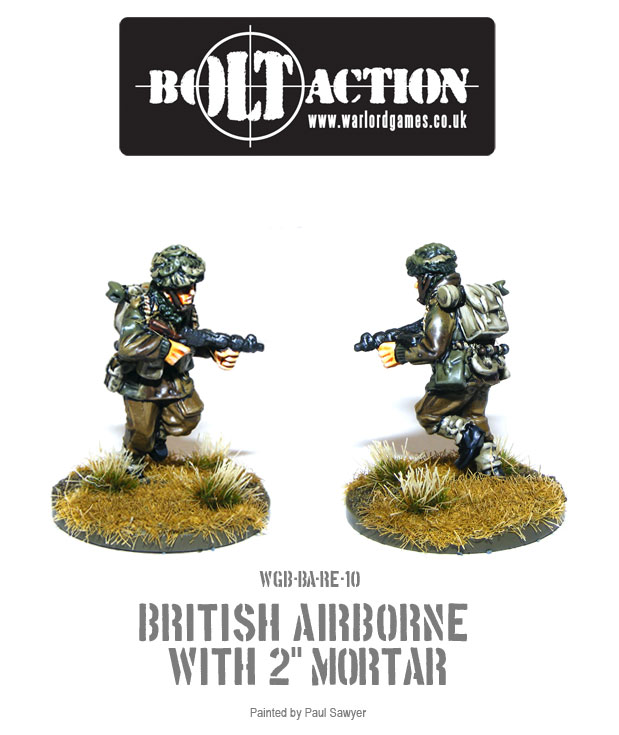 Bolt Action Red Devils Reinforcements 10