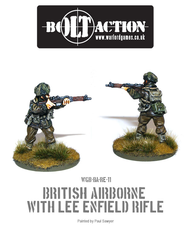 Bolt Action Red Devils Reinforcements 11