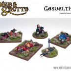 New! Pike & Shotte Casualties