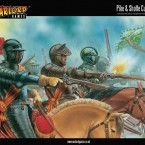 Preview: Pike & Shotte Cuirassiers Artwork