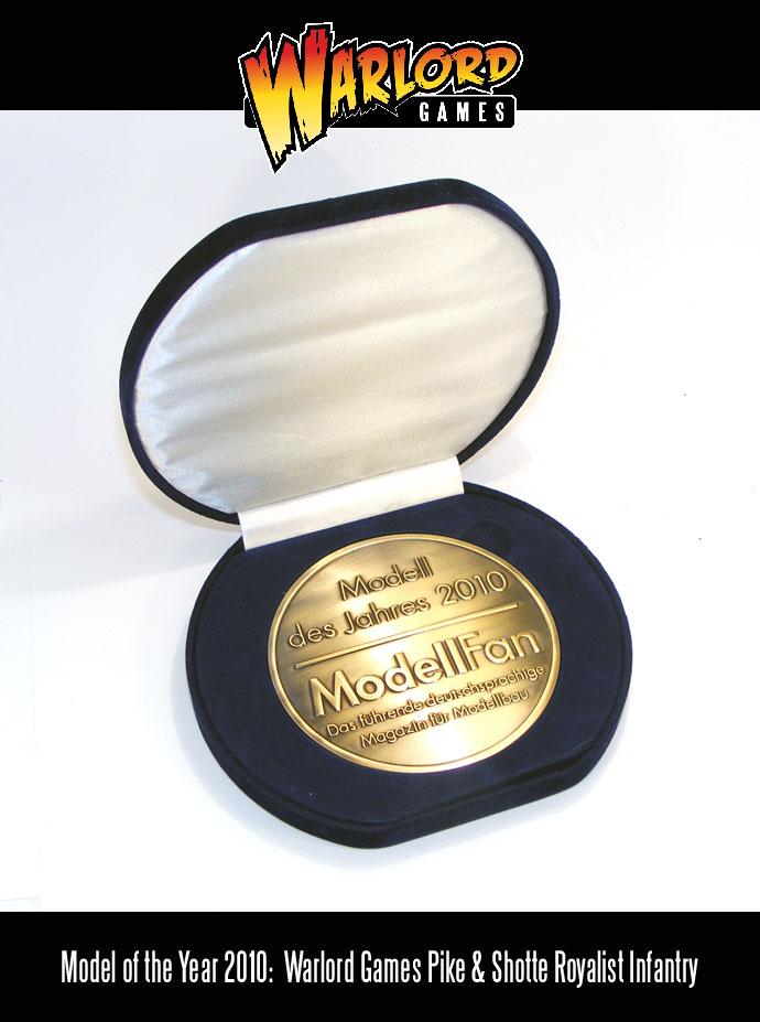 2010 Modellfan Award