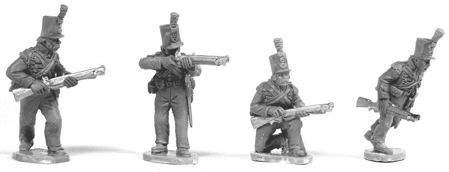 Now Available! Victrix Portuguese Cacadores - Warlord Games