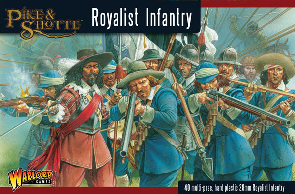 Pike & Shotte Royalist Boxed Set Cover