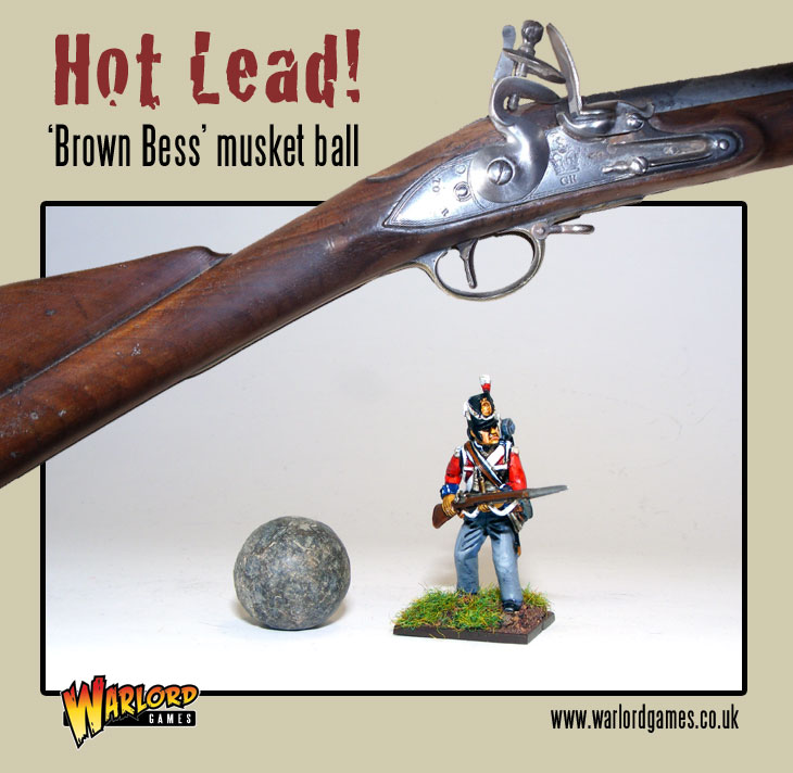 Hot Lead! Brown Bess Offer