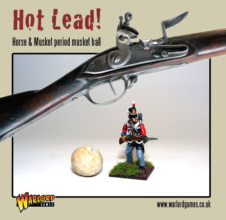 Hot Lead! Horse and Musket Offer