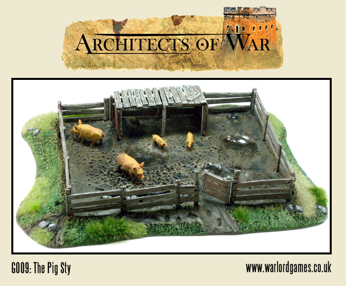 Architects of War Pig Sty