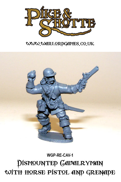 Dismounted Cavalry 1