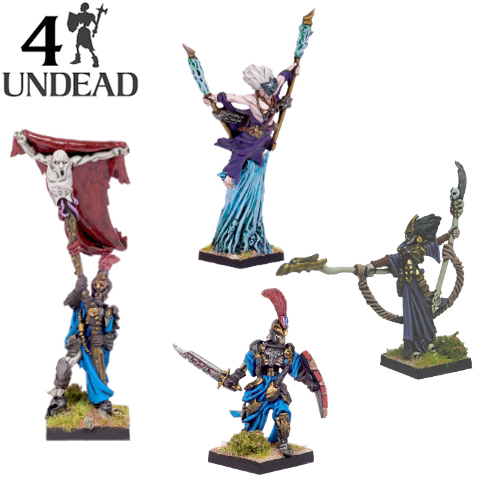The Mantic Death Kings Cabal