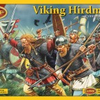 Now Available! Plastic Viking Hirdmen