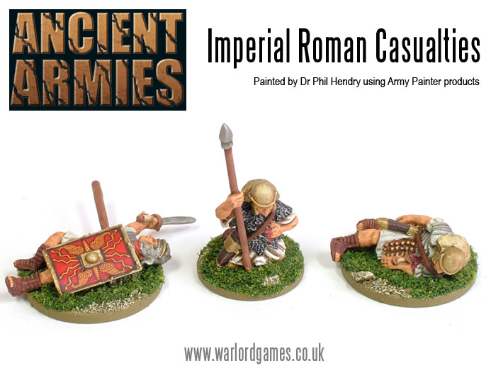 Imperial Roman Casualties