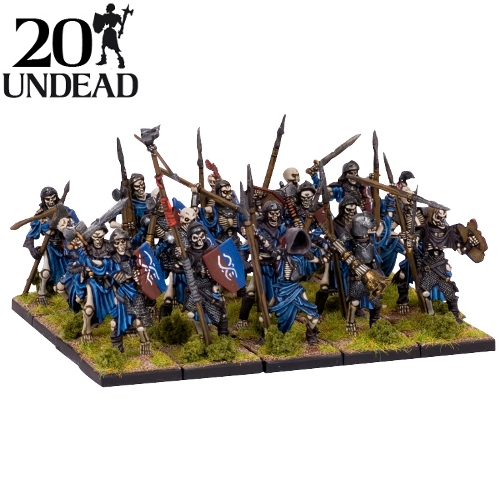 Mantic Skeleton Warriors