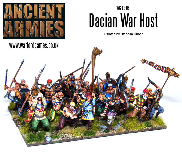 Dacian War Host 1