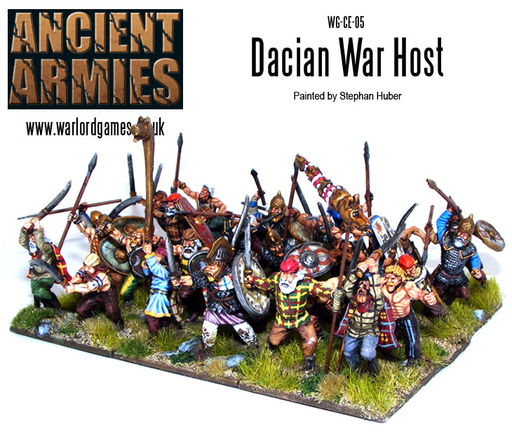 Dacian War Host 2