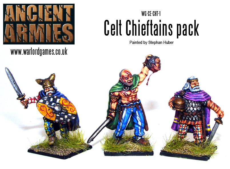 Stephan Huber's Celt Chieftains 1