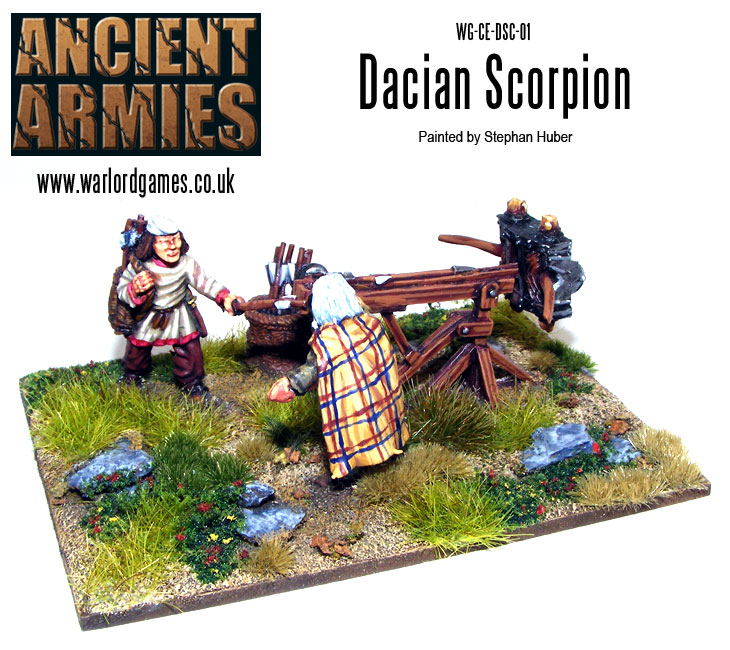 Dacian Scorpion 1