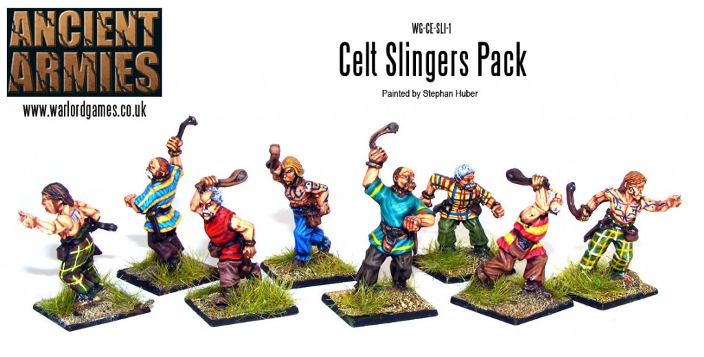Stephan Huber's Celt Slingers 1