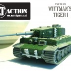 New Release: Bolt Action Tiger I Tank!