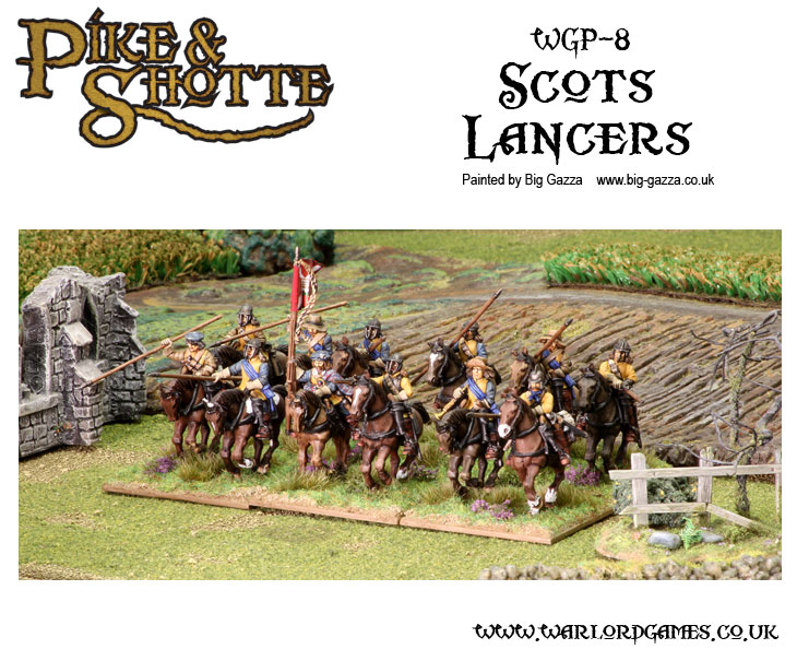 Pike &amp; Shotte Scots Lancers 2