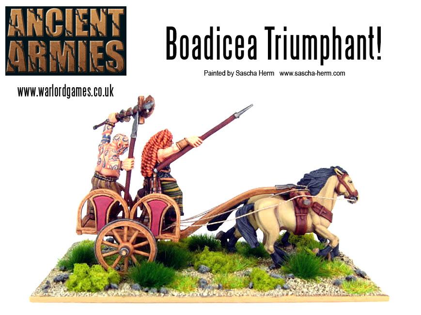 Boadicea Triumphant