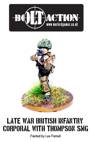 Lee Parnell's Bolt Action British 5