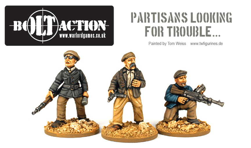 Partisans Looking for Trouble...