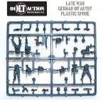 New: Plastic Bolt Action German Infantry!