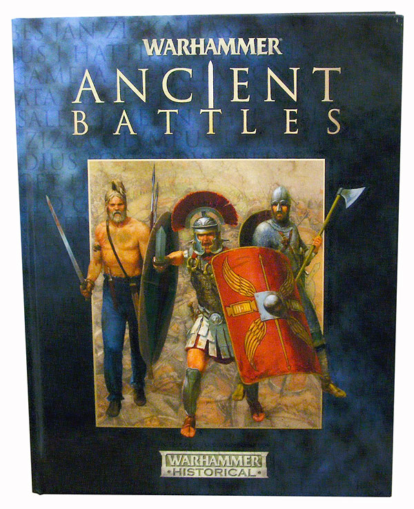 Warhammer Ancient Battles 2nd Edition