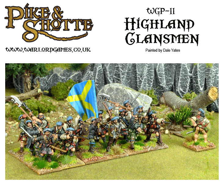 Highland Clansmen