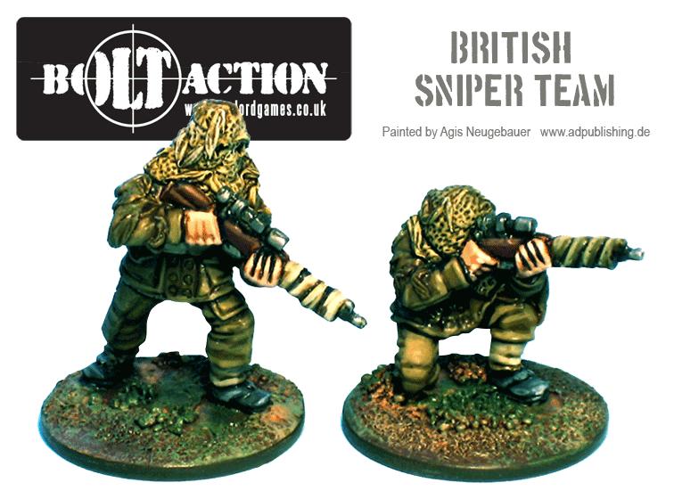 Agis Neugebauer's British Sniper