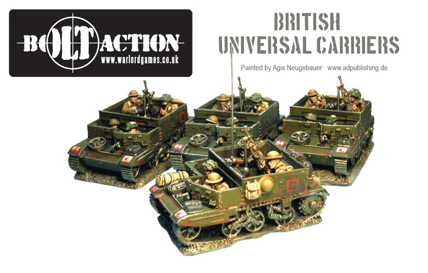 Agis Neugebauer's British Universal Carriers 4