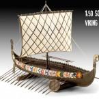 New: Plastic Viking Longship!