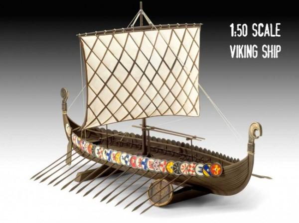 Revell-Viking-Ship
