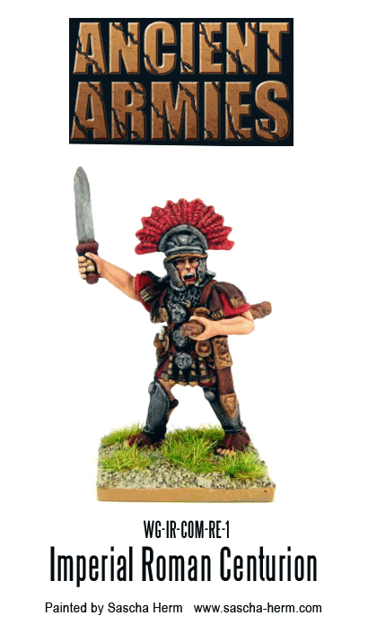 Sascha Herm's Imperial Roman Centurion 1