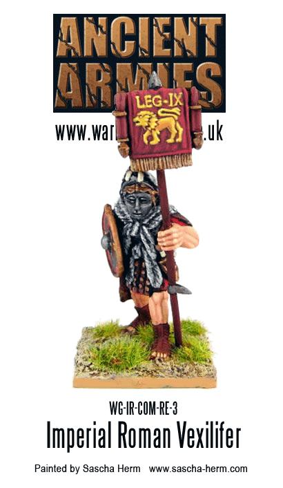 Sascha Herm's Imperial Roman Vexilifer 1