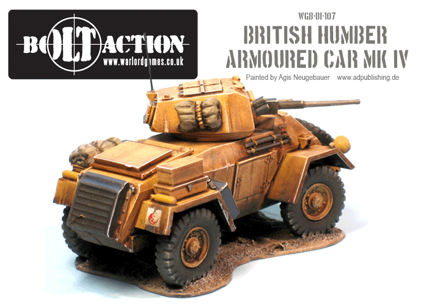 Agis' Humber Armoured Car MK IV