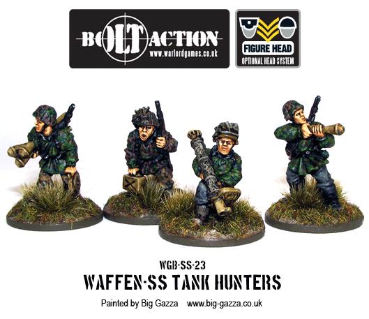 SS Tank Hunters