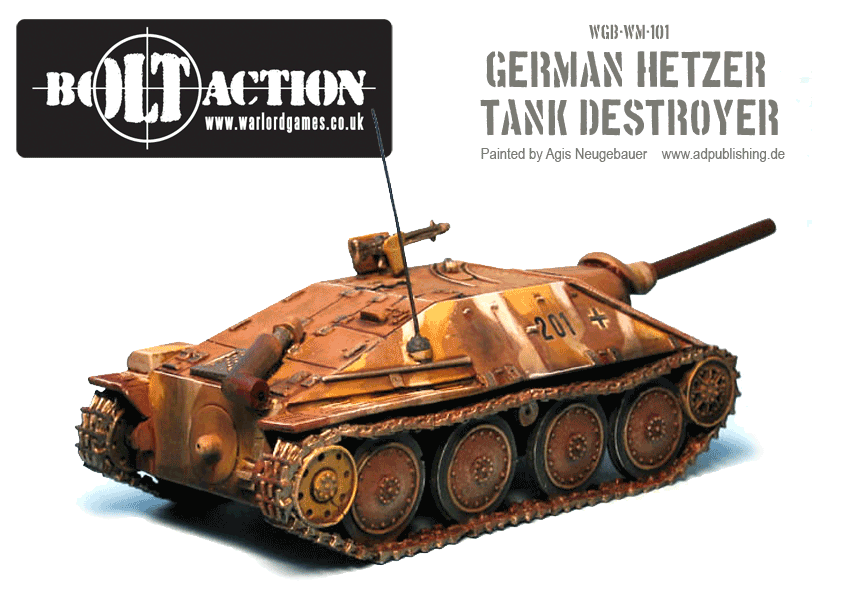 Agis' German Hetzer 2