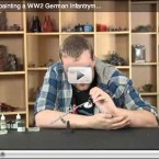 Painting Video: Plastic Germans!