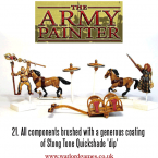 Painting Using The Army Painter System – 4: 'Dipping'