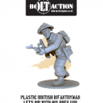 Preview: Plastic Bolt Action British Infantry!