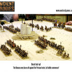 First Glance: Warlord Games Ancients Rules!