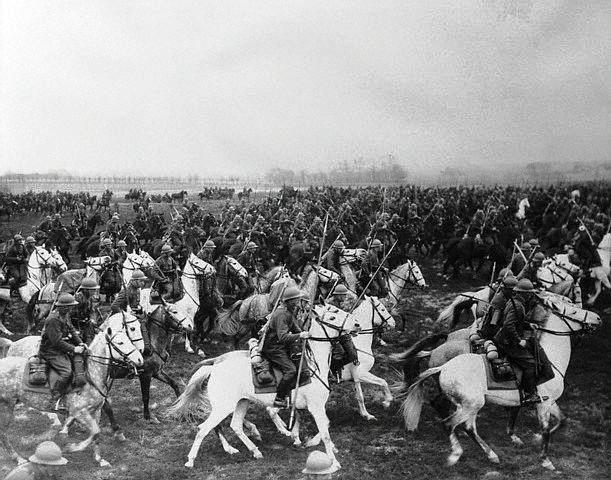 Polish Army Marching
