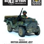 Gallery: British Airborne Jeeps!