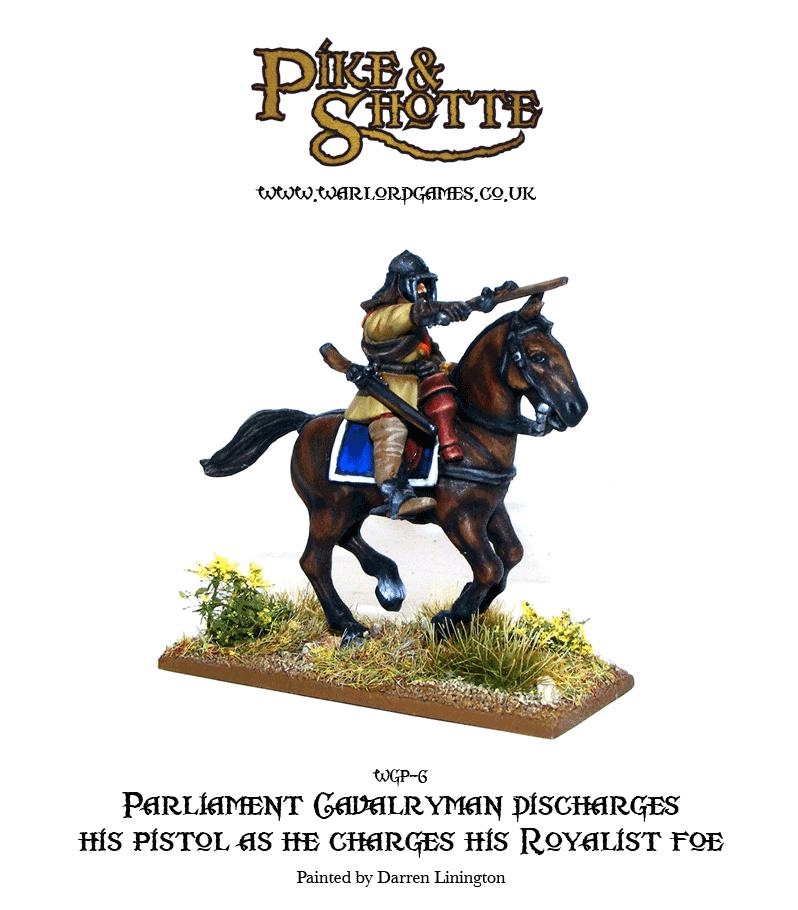 Parliamentarian Cavalry