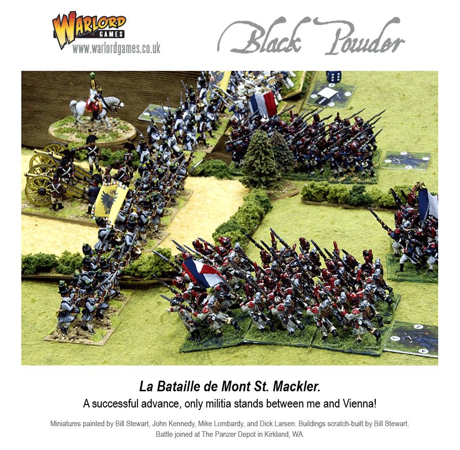 La Bataille de Mont St. Mackler