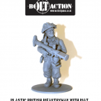 Preview: More plastic Bolt Action British 3-ups